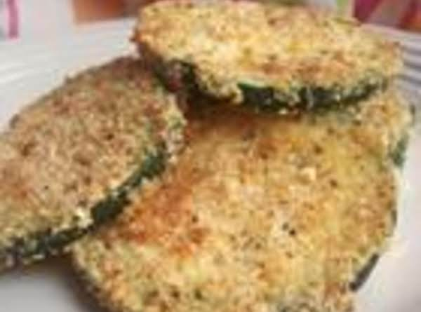 Norma's Zucchini Chips