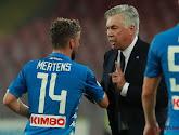 De Laurentiis rassure : le poste de Carlo Ancelotti n'est pas menacé