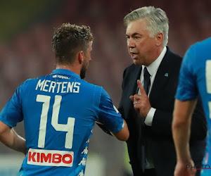 'Napoli heeft na ontslag van Carlo Ancelotti al een opvolger klaar: Vanmiddag leidt hij voor het eerst de training'