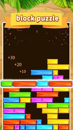 Gem blast - new slidey block puzzle apkpoly screenshots 5