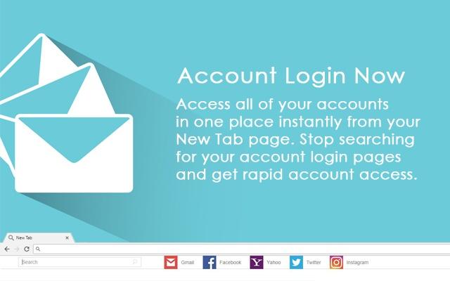 Account Login Now