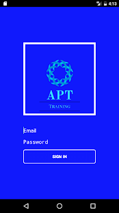 APT Training- screenshot thumbnail