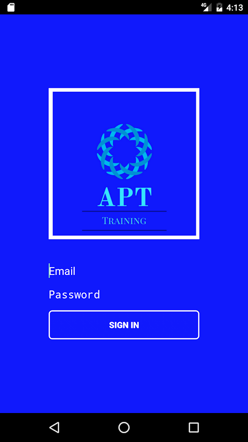 APT Training- screenshot