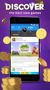 AppLike - Apps & Earn Rewards Screenshot
