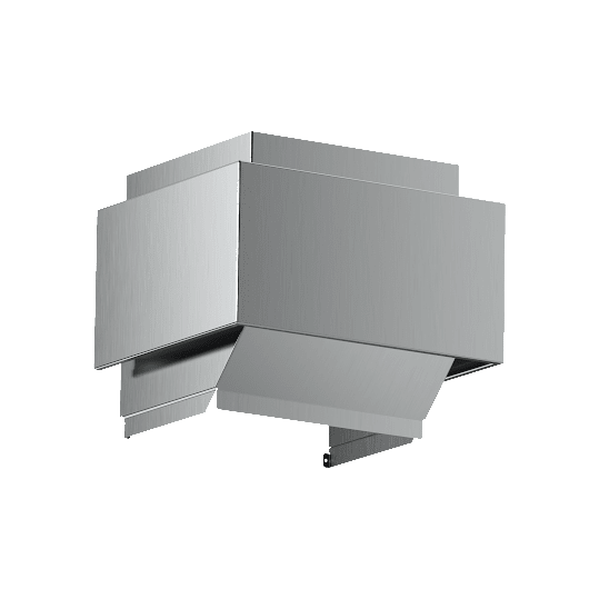 Bosch DWZ0AX5C0 CleanAir - glass vent