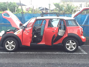 MINI  R60クロスオーバー アルカディアタクシー仕様のカスタム事例画像 🍀ふうさん🌿【⚓️ARCADIA⚓】さんの2020年08月21日17:30の投稿