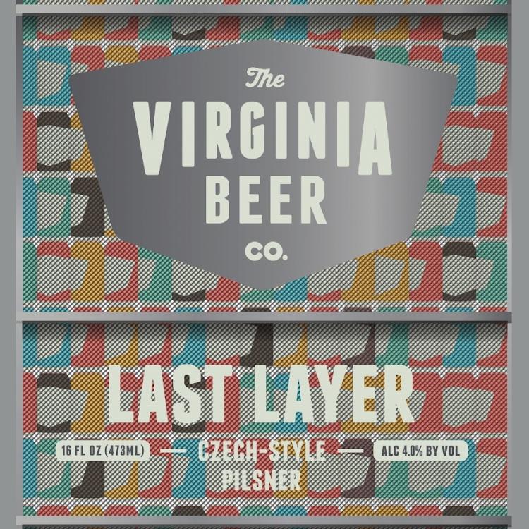 Logo of Virginia Beer Co. Last Layer