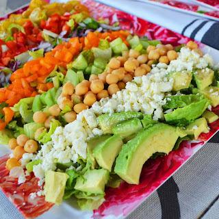 Color Me Pretty Salad