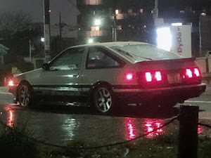 スプリンタートレノ AE86 のカスタム事例画像 ERROR(404)さんの2020年03月20日06:00の投稿