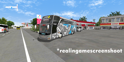 ES Bus Simulator ID Pariwisata 1.3 screenshots 2