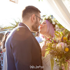 Wedding photographer Giulia Angelozzi (GiuliaAngelozzi). Photo of 24.09.2018