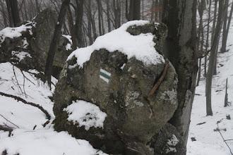Photo: Tu už je takmer súvislá snehová pokrývka