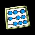 Napier's abacus icon