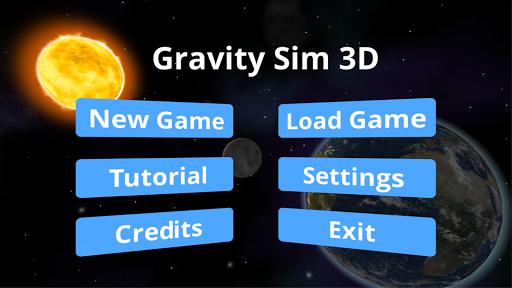 Gravity Sim 3D