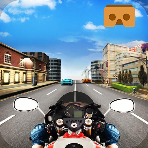 VR City Bike Traffic Racer– Moto Bike Racing Fever