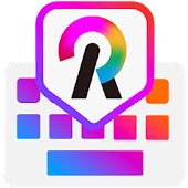 RainbowKey Keyboard  - Theme, Emoji, GIF & Fonts