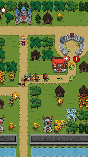 Five Heroes: The King's War modavailable screenshots 1