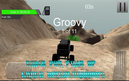 Hill Racing 4X4