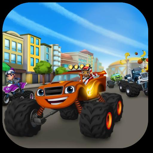 Monster Truck For Kid - Monster Truck Game