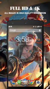 App ML Wallpapers for Legends | HD Backgrounds APK for Windows Phone
