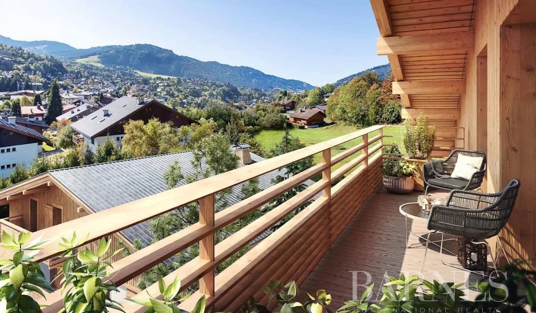 Appartement avec terrasse Megeve