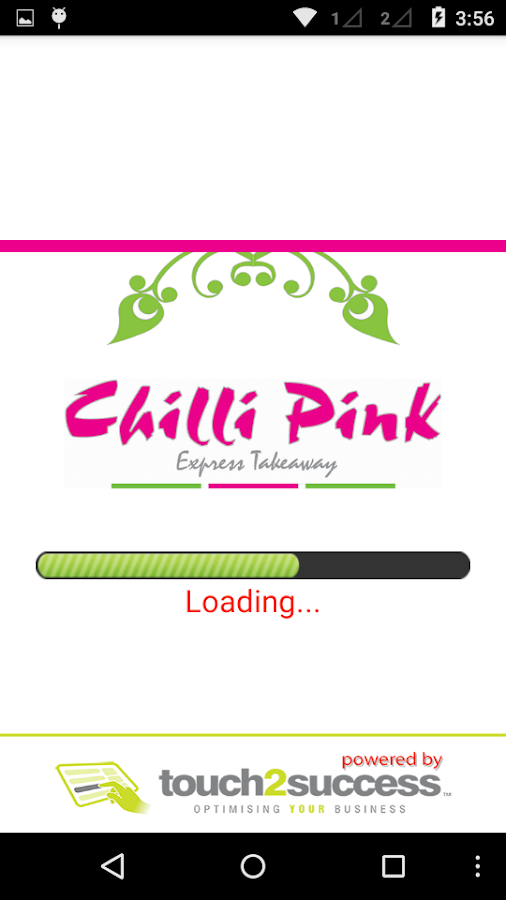 Chilli Pink Express- screenshot