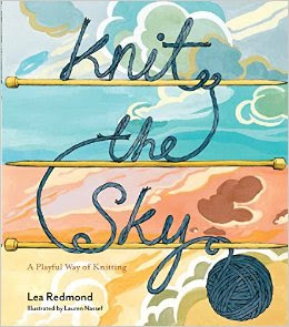 Knit the sky, knitting book