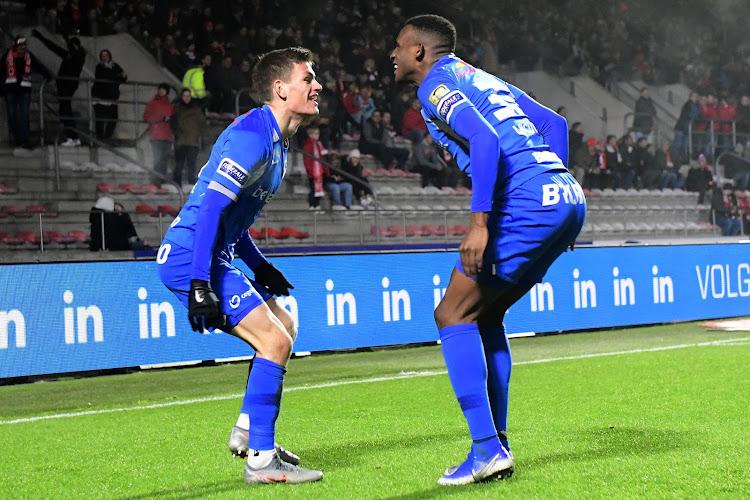 Deux joueurs importants de Genk incertains pour le match contre le Club de Bruges