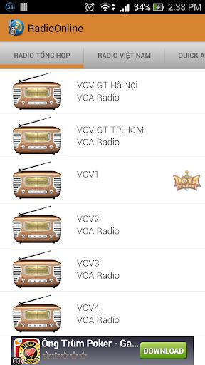 Radio FM Viet Nam