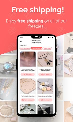 Grab a Treat - Free Stuff, Freebies & Rewards App Report on Mobile
