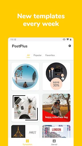 Post Maker for Instagram - PostPlus 1.6.2 Apk for Android 7