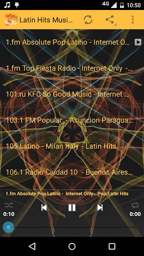 Latin Hits Music ONLINE
