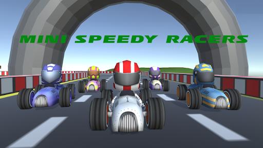 Mini Speedy Racers 1.2.0 screenshots 1