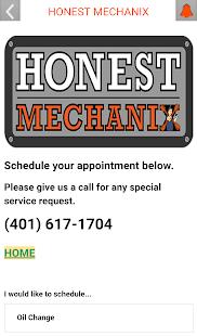 Honest MechaniX - náhled