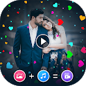 Photo Animation Video Effect Maker with Music icon