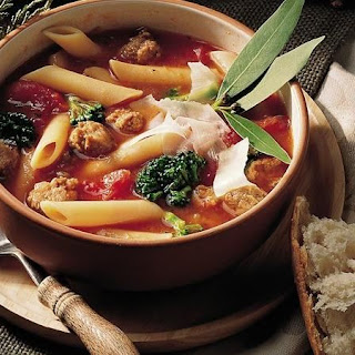 Broccoli Italian Sausage Soup Recipes