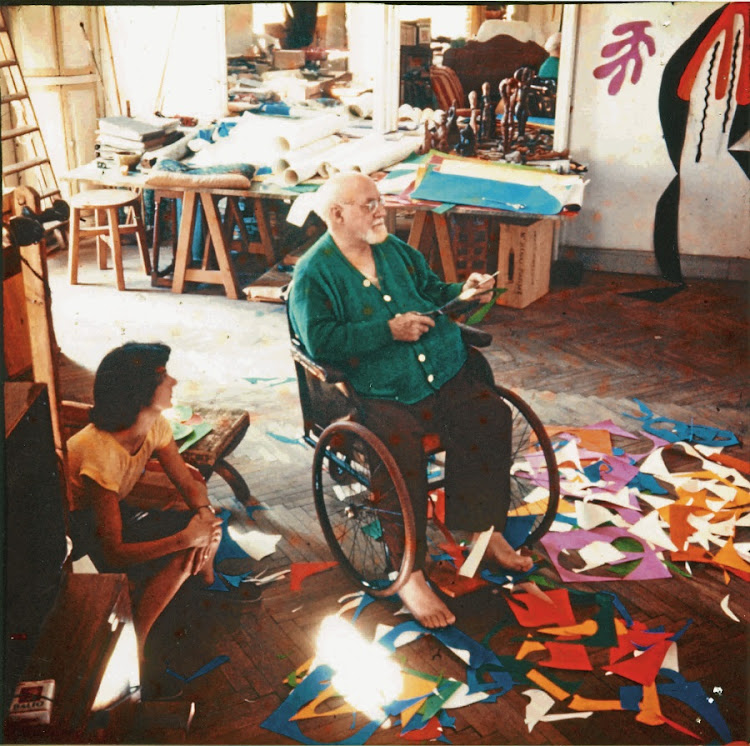 Henri Matisse. Picture: SUPPLIED