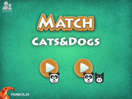 Match Game - Dogs Cats