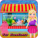 Fish Tank - Aquarium Designing Icon