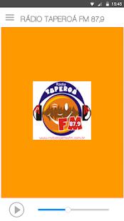 RÁDIO TAPEROÁ FM 87,9 - náhled