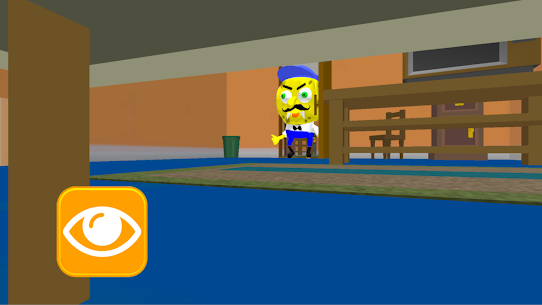 Sponge Neighbor Escape 3D App Download For Android and iPhone 6