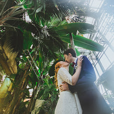 Wedding photographer Aleksandra Kopylova (aveasum). Photo of 26.11.2017