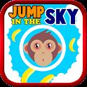 Jump in the sky -Free Fun Game icon