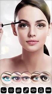 you makeup cam - beauty salon - náhled