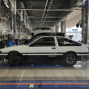 スプリンタートレノ AE86 GT-APEX・S59のカスタム事例画像 sasashu86さんの2019年05月15日14:49の投稿