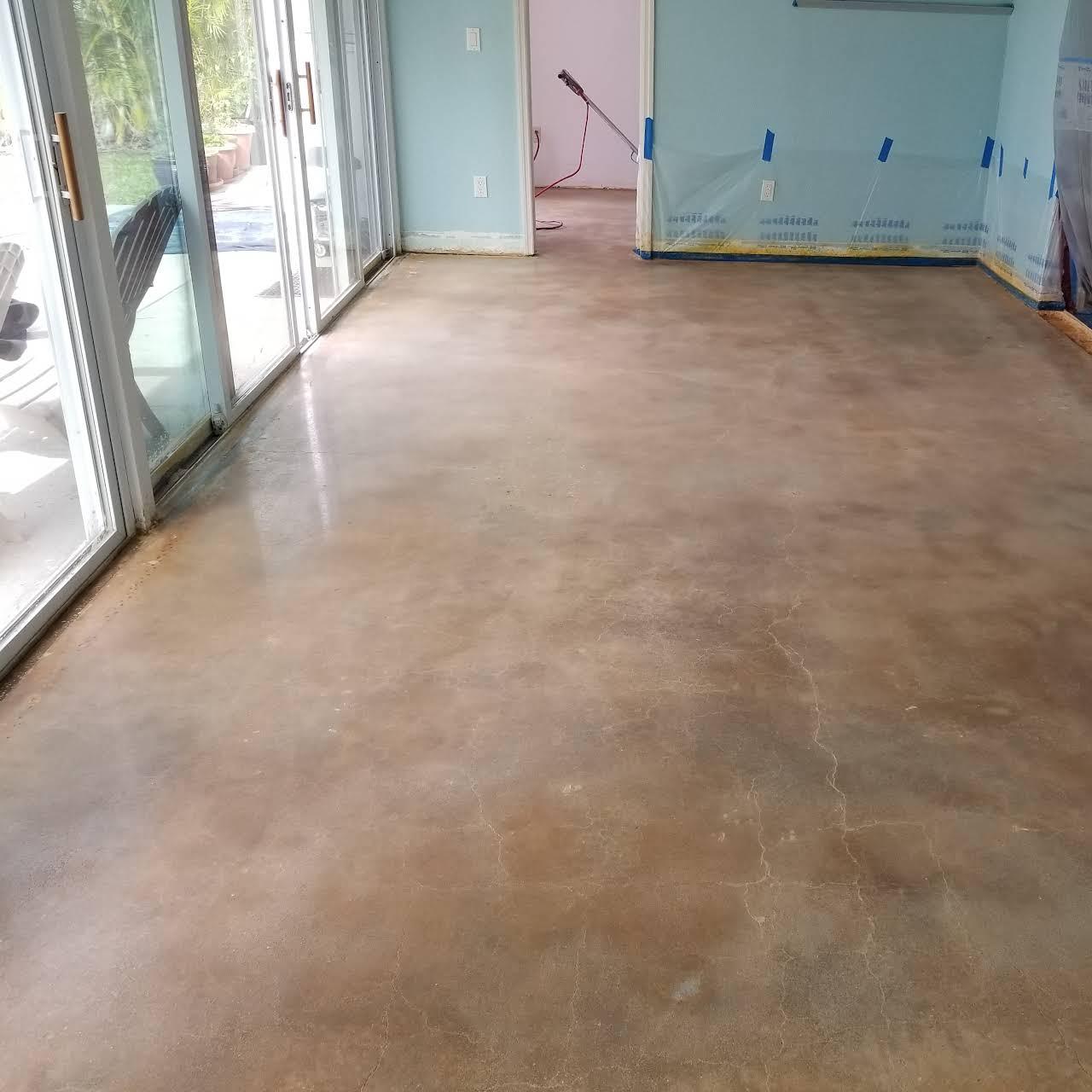 Alltimate Marble Terrazzo Floor Refinishing Service In