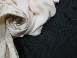 Photo: Ткань: жаккард, ш. 140 см., цена 5200р. Ткань: жаккард (вискоза,шелк,полеэстр), ш. 130 см., цена 3000р. Ткань: муслин нат. шелк, ш. 140 см., цена 2500р.