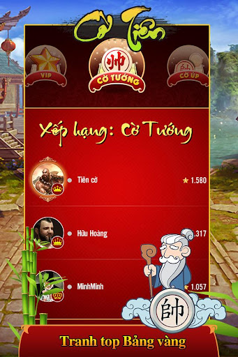 Co Tuong, Co Up Online - Co Tien 4.1 screenshots 5