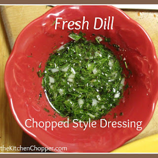 Fresh Dill Chopped Style Dressing