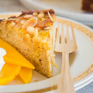 Gluten-free Tropical Fruit And Almond Cake